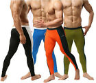 New Men's Compression Under Base Layer Long Sports Tight Stretch Pants # FY06