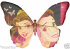 24 x Disney Princess Belle * Butterflies Edible Decorations Cup Cake Toppers