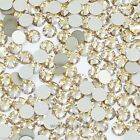 Swarovski Crystal Flat Back Gems Rhinestones Crystal Golden Shadow 001 GSHA