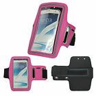 Workout Running Sport Gym Armband Case Pouch Bag for Samsung Galaxy Note 2 N7100