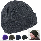 Whistler Thick Beanie Hat Slouch or Turn Up Long Warm Knitted Oversized Winter