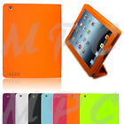 Magnetic PU Leather Smart Sleep Wake Cover Case Stand Book for iPad 4 3 2 Mini