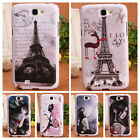 1X Unique Design Hard Back Case Cover Protector For SAMSUNG GALAXY NOTE 2 N7100
