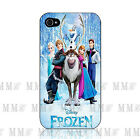 DISNEY PRINCESS FROZEN Hard Case Cover For Iphone 4 4s 5 5s 5C 6 6 Plus iPod 5th