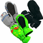 Dare2b Snowdown II Kids Ski Mitts Waterproof Boys Mittens 2 - 5 yrs DBG003