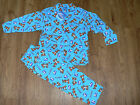 NEW BABY BOYS TODDLER DISNEY TIGGER PRINT BLUE WINCEYETTE  PYJAMAS 18 - 24 MONTH