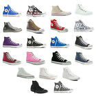 Converse CT All Star Hi Canvas /Leather/Suede Classic Trainers Shoes