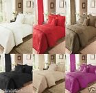 Luxury Daimante  Duvet Cover & Pillowcases, Cushion Cover & Curtains Bedding Set