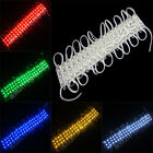 20×Red Green Blue Yellow White 3528 SMD LED Waterproof Modules DC12V 40*12mm