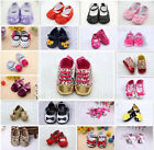 Hot Sale Baby Girls Shoes Soft Sole Infant slip-on suit for size 0-18 Months