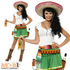 Mexican Tequila Shooter Girl Fancy National Dress Ladies Western Costume Outfit