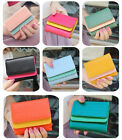 Fashion Women's Synthetic Leather Clutch Small Hand Bag Wallet Zipper MINI Purse