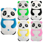 Cute 3D Soft Silicone Panda Bear Rubber Skin Case Cover For iphone 4 4G 4S 4GS