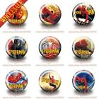 18-90PCS Spider Man Brooch Badges Button pin badges 30MM Clothes/Bags Decoration