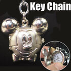 1pc Brand New Stainless Quartz Special Pendant  Multi Styles Key Ring Watch
