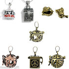 2 PCs European Charm Pendants Magic Box Wish Box  M1292