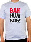 BAH HUMBUG! - Christmas / Santa / Scrooge / Novelty / Fun Themed Mens T-Shirt