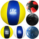 MEDICINE BALL REX LEATHER GYM EXERCISE TRAINING WEIGHTS 1KG, 2KG,3KG,4KG,5KG