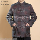 chinese coat clothing clothes for men jacket 093218 multi-colored size M--XXL