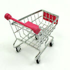 1 Pc Toy Intelligence Growth Mini Shopping Cart For Storage 105*95*75mm