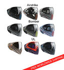 New DYE i4 2014 Pro Paintball Goggle/Mask - Various Colours