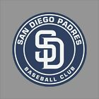 San Diego Padres MLB Team Logo Vinyl Decal Sticker Car Window Wall Cornhole on Ebay