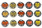 "#46 FOOTBALL GIRL 1"" PRE CUT BOTTLE CAP IMAGES SCRAPBOOKING CRAFT PROJECTS"
