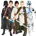 Child Star Wars Fancy Dress Costume Halloween Book Week Outfit New Kids Boys