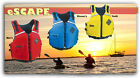 Stohlquist Escape Mens PFD, Kayak Life Jacket - NEW