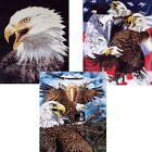 "Brand New Artists Eagles 79"" x 95"" Super Plush Faux Mink Blanket - In 3 Styles"