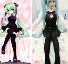 Hot Sale!Vocaloid Miku Upscale Uniform Cosplay Costume Full Set