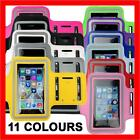 New Exercise Gym Running Walking Case Armband Arm Band for Apple iPhone 5S 5C 5