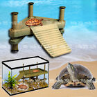 Reptology Turtle Pier Turtles Frogs Basking Platform Aquarium Tank Deco 3 Size
