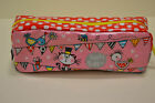 Rachel Ellen Design Cute Plastic Coated Pencil Cases Owls or Dog Design