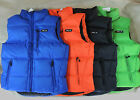 $249 RLX Ralph Lauren Down Quilted Puffer Ski Vest Hooded Jacket S M L XL XXL