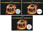 The Hunger Games - Birthday Party - Party Favors - Scratch Off Tickets! (x12 ct)