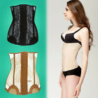 Waist Tummy Belly Body Shapewear Slimming Belt Corset Cincher Trimmer Girdle T45