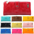 Fashion new arrival PU leather women's long design wallet female clutch M-466