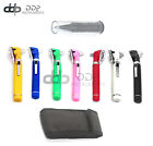 Fiber Optic Otoscope Mini Pocket Ent Diagnostic Set Choose Your Color