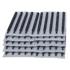Disposable Tattoo Tubes Nozzle Tips For RL RS Needles U-Pick Size RT Black