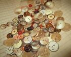 ASSORTED BUTTONS 100g HUGE CHOICE OF COLOURS - FREE POSTAGE