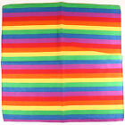New Rasta Bob Marley One Love Reggae Jamaica Marijuana rainbow Bandana Head wrap