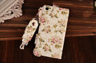 Luxury Cartoon Leather strap pouch wallet Case Cover For Sony Xperia Z1 L39H
