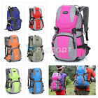 Men women Unisex outdoor travel backpack hiking Camping sport bag 35L nylon