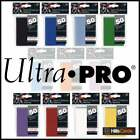 ULTRA PRO: STANDARD SIZE CARD SLEEVES - DECK PROTECTORS - SIZE FOR POKEMON, MTG