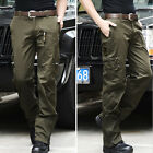 New Men's Outdoor 101st Airborne Division Military Straight Trousers Pants R107