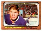 1X VICTOR HADFIELD 1966-67 Topps #86 EX+ to EXMT Rangers