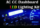 Nissan Stagea C34 & Skyline R34 Air Con Climate Control LCD Light Upgrade