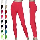 IRON PUPPY Ladies Skinny Seamless Full Length Leggings Slim Stretch Sexy Tights