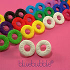 FUNKY POLO MINT EARRINGS FUN COOL SWEET NOVELTY KITSCH RETRO CANDY GIFT CUTE EMO